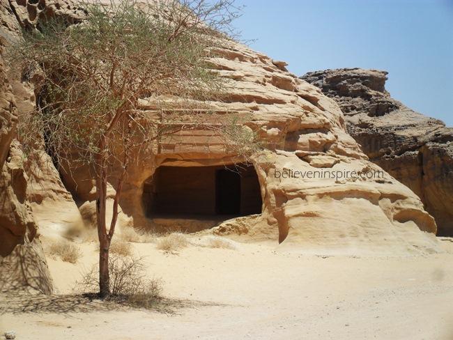 Madain Saleh - Saudi Arabia (Rare Pictures)