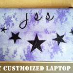 DIY Customized Laptop Skin