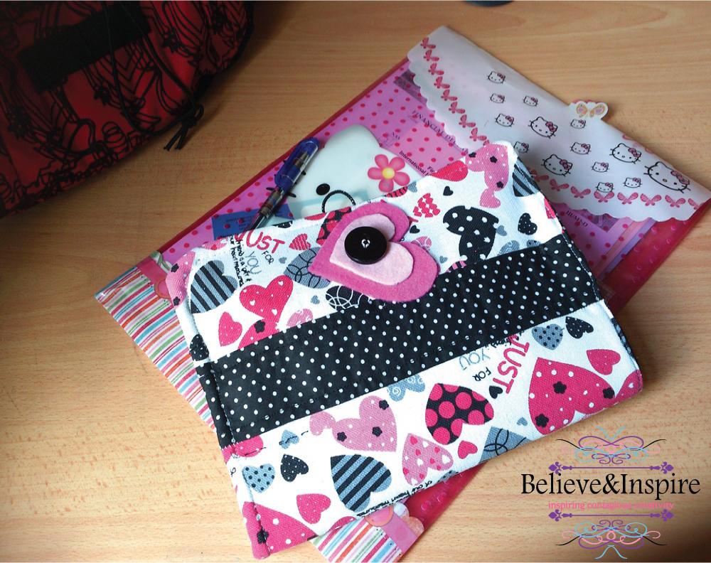 beginners sewing - oragnizer