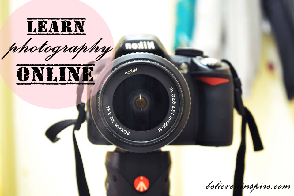 Online Photography Lessons