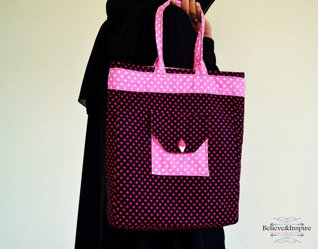 6 Pocket Pro Handbags Tutorial