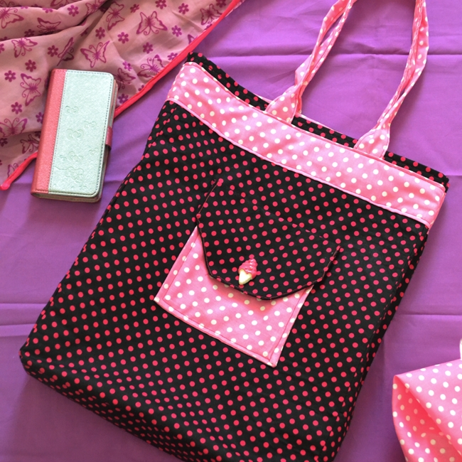 6 Pocket Pro Handbags Tutorial (Free Pattern)