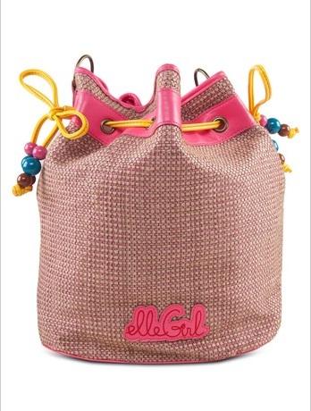 DIY Ruffled Drawstring Bags Tutorial