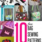 10 Totally Pro Looking Free Bag Patterns – Grab them NOW!