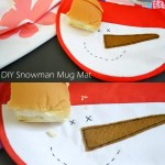 Adorable Snowman Mug Mat Sewing Tutorial that EVERYONE WILL LOVE