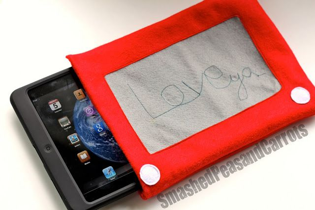 7 free tablet cases sewing tutorials on believeninspire.com