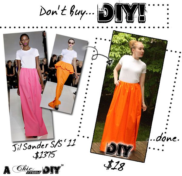 Maxi Skirts Free Sewing Patterns and Tutorials