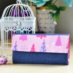 Super Simple Handmade Wallet Tutorial WITH Free Sewing Pattern