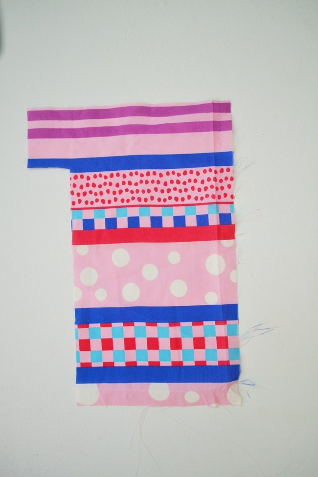 Quilted mini pouch sewing tutorial on Sew Some Stuff3
