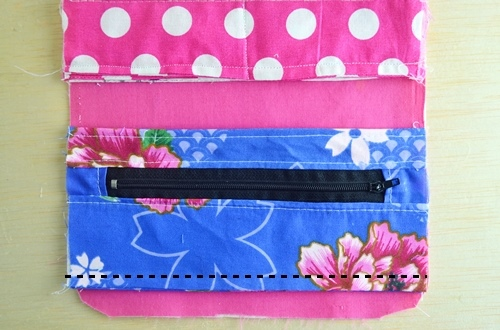 Super Simple Handmade Wallet Tutorial WITH Free Sewing Pattern - Sew ...