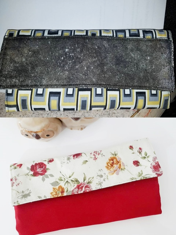Super Simple Handmade Wallet Tutorial With Free Sewing Pattern Sew