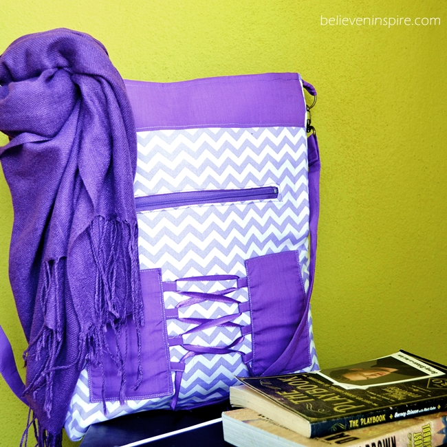 The Perfect College Mate - FREE Bag Pattern (Big Bags)