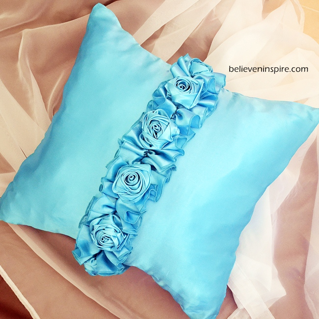 Diy Silk Pillowcase: Luxurious Designer Knock off Pillow Tutorial (Silk Pillowcases),