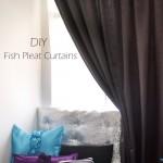 DIY Pinch Pleat Curtains (Window Treatments)