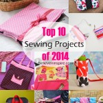Top Sewing Posts of 2014