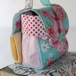 Butterfly Mug Bag Free Sewing Pattern