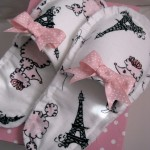 French Slippers – Free Sewing Pattern