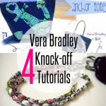 4 Vera Bradley Inspired Sewing Projects
