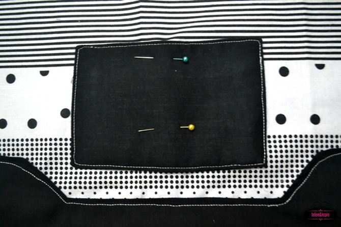 Night Out Purse Sewing Tutorial 8