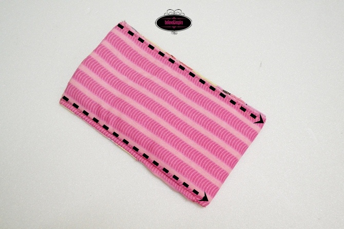 10 minute phone sleeve sewing tutorial on believeninspire.com134