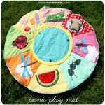One of a Kind Picnic Playmat