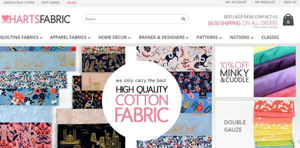 Online Fabric Stores With Huge Perks BUY AND SAVE Sew Some Stuff - Invoice making software free online fabric store coupon