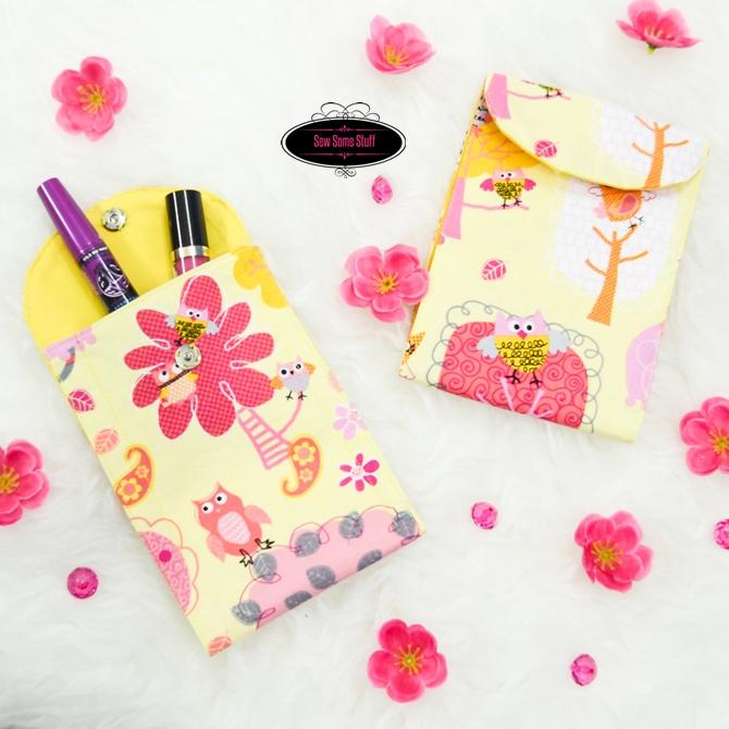Handmade Wallet Tutorial