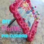 Frame Pin Cushion Tutorial
