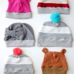 Winter Hats Tutorial