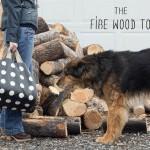 Fire Wood Tote Tutorial