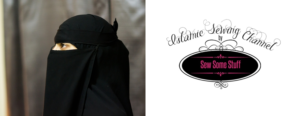 How to sew a niqab on sewsomestuff.com