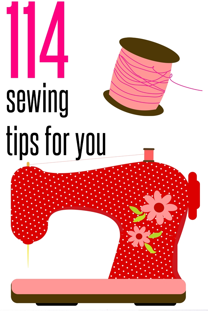 114 sewing tips on sewsomestuff.com. Can you imagine 114 sewing tips ALL IN ONE PLACE. Yes, it's possible and you can have access to them to. Find out how.