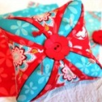 Pin Cushion Sewing Tutorial