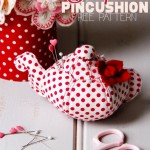 Teapot Pincushion Tutorial and Pattern