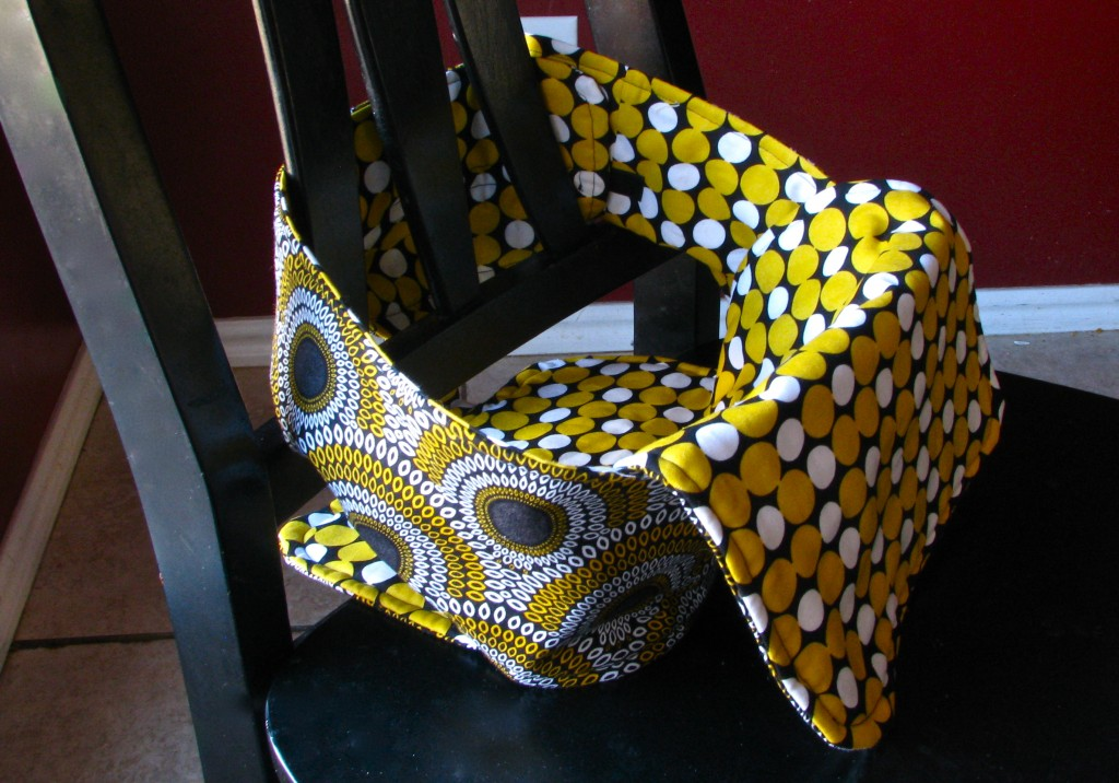 Anywhere chair sewing tutorial