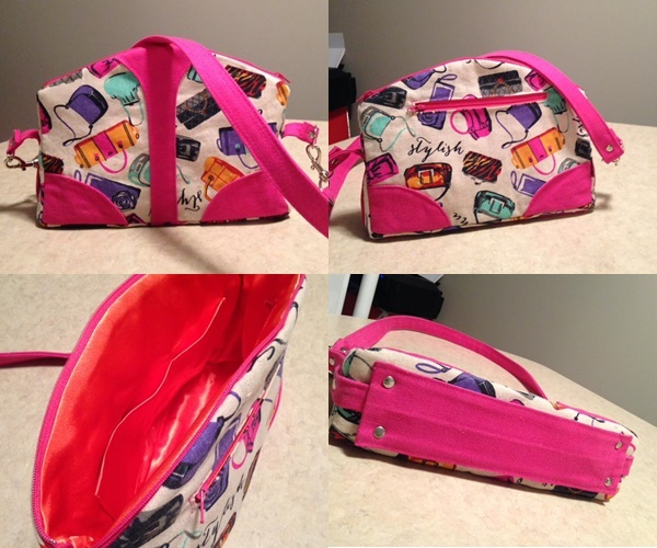 The Seema Crossbody Bag sewing pattern and tutorial3