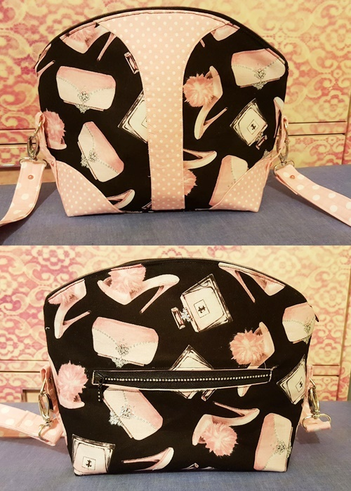 The Seema Crossbody Bag sewing pattern and tutorial5