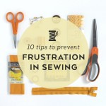 How to Avoid Sewing Frustration