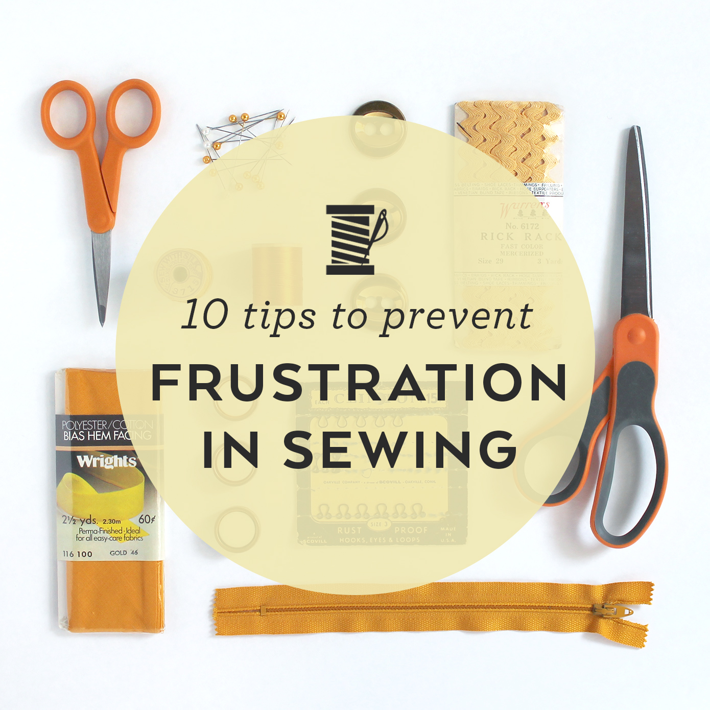 10+Tips+to+Prevent+Frustration+When+Sewing+-+Sew+DIY