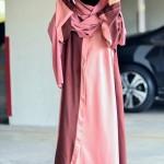 The Classic Abaya Sewing Pattern