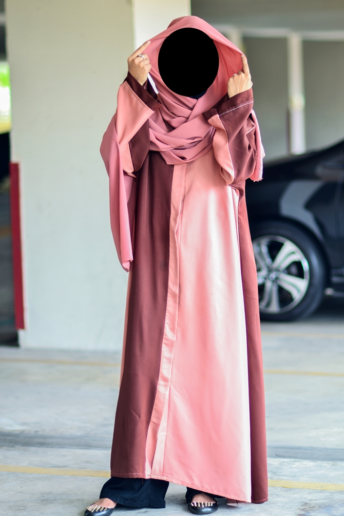 The classic abaya sewing pattern and tutorial