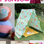 12 FUN Things to Sew for PERFECT Picnics