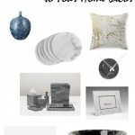 8 Simple Ways to Add Marble to Your Home