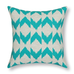 How to Add Turquoise Decor Accents010