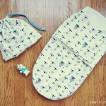 Baby Swaddle Sewing Tutorial