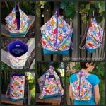 Andrea's Rucksack Backpack Pattern