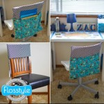Chair Bag Free Sewing Pattern