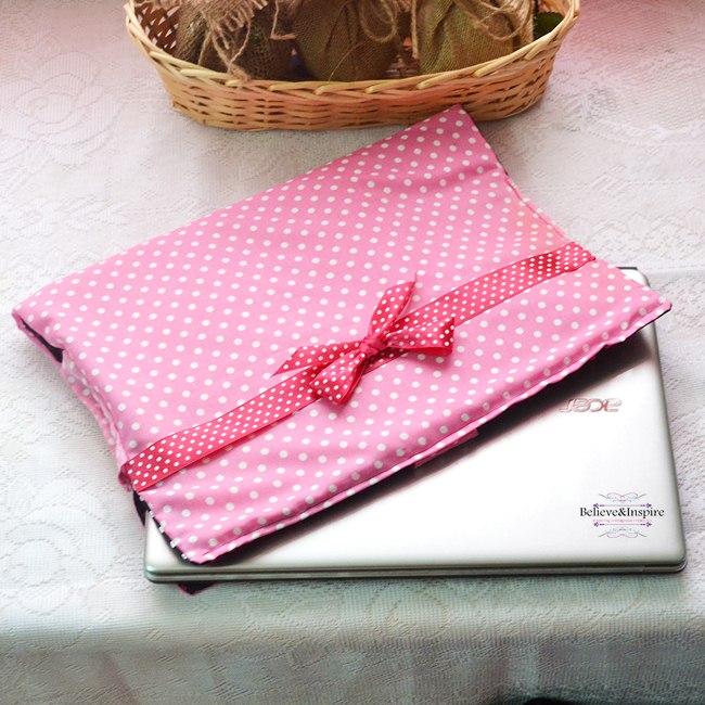 DIY laptop sleeve sewing tutorial