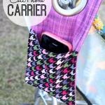 Stroller Phone Cover Tutorial