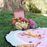 Watermelon Picnic Blanket